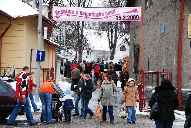 V neděli 15. února se konala v Příboře již tradiční Valentýnská pouť.