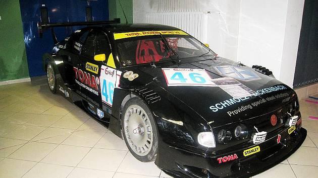 Výjimečný automobil mohou v těchto dnech vidět milovníci silných motorů a rychlých kol v Technickém muzeu Tatra v Kopřivnici. Zapůjčena mu totiž byla Tatra Eccora.