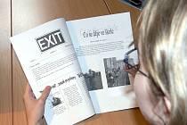 Školní časopis EXIT bíloveckého gymnázia získal první místo ve své kategorii soutěže Zlatý Solokapr.