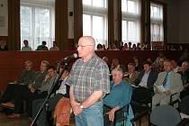 Drahomír Strnadel patřil k zakladatelům sdružení bojuícího proti ekologickým negativům.