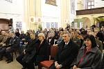 Křest knihy Václava Langera a Bohumila Vlacha o legionářích Novojičínska se uskutečnil v pátek 3. března v podvečer v kostele svatého Josefa ve Fulneku.