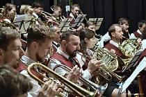 Koncert se uskutečnil v sobotu 16. listopadu v kulturním domě v Příboře.  Foto: Stanislava Slováková