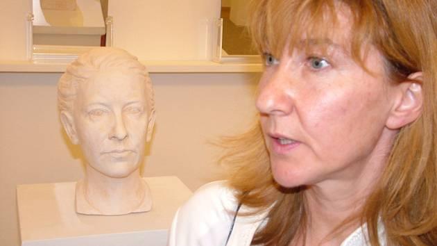 Freudova pravnučka, Jane McAdam Freud.