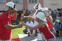 Devátý ročník soutěží v netradičních disciplínách Nejlepší Puštějovják se konal o uplynulém víkendu v Pustějově. Tentokrát bylo za téma zvoleno Hoří má panenko, tedy s hasičskou tématikou.