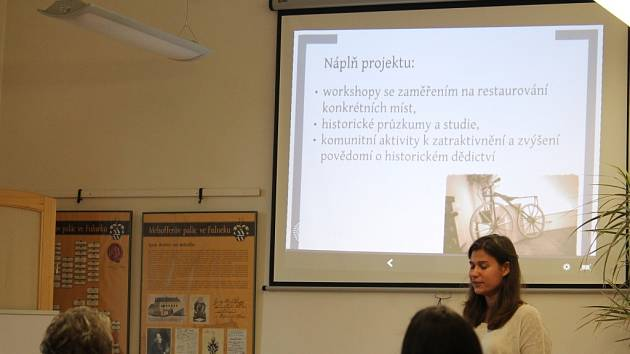 Dvouletý projekt s názvem Castellum Publicus.