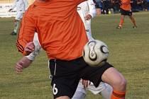 Jedním z fotbalistů, kteří během přípravy rozšířili kádr Fulneku, je i útočník Tomáš Vlček.