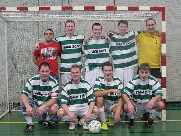 Futsal Cup 4místo Beach Boys Odry.