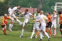 Snímky z utkání SK Beskyd Frenštát p. R- FK SK Polanka1:1 (0:0).