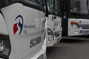 Nové autobusy ČSAD Vsetín bude od neděle 9. prosince provozovat linky na velké částí Novojičínska.