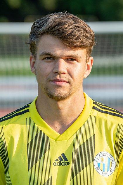 Fotbalový klub FC Kopřivnice, 24.září 2020.Petr Marek - záložník