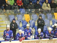 Druholigoví hokejisté Nového Jičína prohrávají v předkole play-off s Valašským Meziříčím již 0:2 na zápasy. Podaří se jim ještě zdramatizovat sérii?