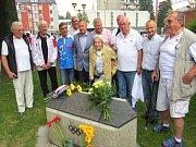Dana Zátopková by měla do Kopřivnice dorazit také v sobotu,kdy je na programu již 15. ročník Běhu rodným krajem Emila Zátopka.