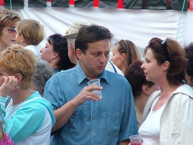 Odvolaný ředitel novojičínského gymnázia Milan Bortel.