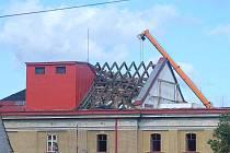 Developer by chtěl budovu Tabačky zbourat co nejdříve.