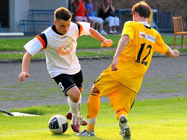 V nedávném pohárovém utkání proti Hlučínu fotbalisté Nového Jičína padli na penalty.
