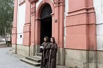 Po devatenácti letech rekonstrukce otevřeli v sobotu 15. září v rámci Dnů evropského kulturního dědictví poslední části piaristického kláštera. Volný vstup byl také do protějšího kostela svatého Valentina, který byl kdysi s klášterem propojen.