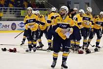 Hokejisté Kopřivnice chtějí hrát do čtvrtého místa