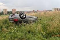 Dopravní nehoda dvou osobních automobilů na Novojičínsku.