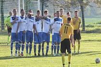 Na derby mezi týmy Jistebníku a Libhoště dojde v neděli 20. května. Na podzim doma Jistebník zvítězil 2:0.