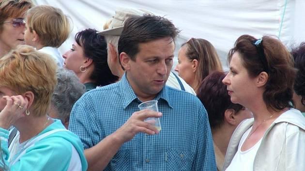 Milan Bortel v únoru opustil místo ředitele gymnázia v Novém Jičíně.