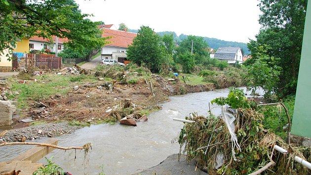 Blesková povodeň před 10 lety změnila Novojičínsko