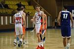 Basketbalisté Nového Jičína neprožívají povedenou sezonu.