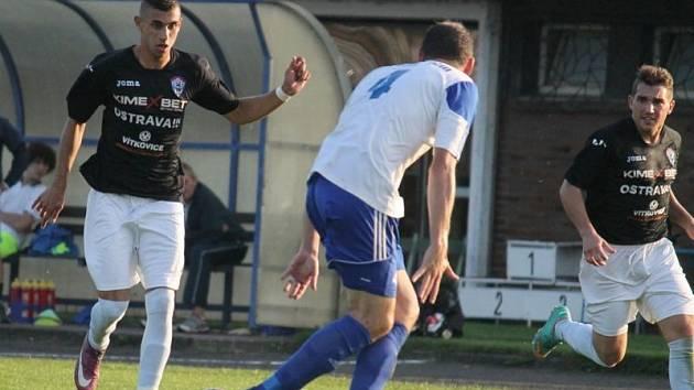 FK Nový Jičín – MFK Vítkovice 1:4