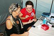 Na Dni sociálních služeb v Novém Jičíně se představilo více než 20 organizací.