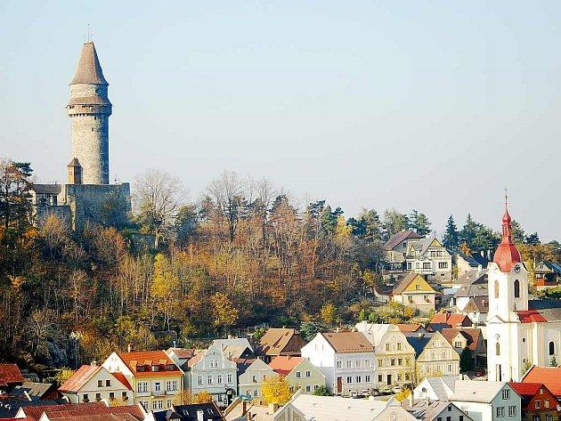 Štramberk bude moci nabídnout další atrakci – výstavní síň Zdeňka Buriana.