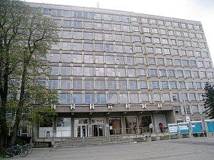 Městský úřad v Kopřivnici. Ilustrační foto.
