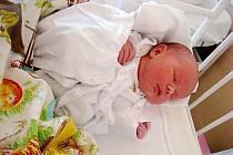 Dominik Bzirský, Příbor, nar. 22. 9. 2009, 59 cm, 3,65 kg, nemocnice Nový Jičín.