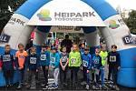 Celkem 145 dětí se postavilo na start Běhu novojičínským parkem.