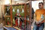 Výstava Tošovický kostel - dvojí unikát přináší pro veřejnost velmi málo známé informace.