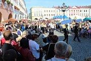 Nový Jičín v pátek a sobotu pohltily městské slavnosti.