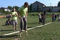 V sobotu 19. září se v Kaménce již po druhé utkaly obce v turnaji mezi vesnicemi. Loňští vítězové z Heřmanic však prvenství neobhájili a pohár pro vítěze putoval do Vésky.