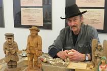 Příborské muzeum zaplnily betlémy a betlemáři.