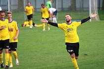 Fotbalisté Bílovce se dočkali premiérového vítězství v sezoně.