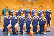 Družstvo příborských žen hraje východní skupinu 2. basketbalové ligy. Trenérem mužstva je Miroslav Slovák.