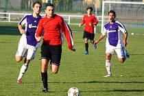 Fotbalisté Nového Jičína podruhé v řadě nevstřelili na hřišti soupeře branku. Mohelnici podlehli 0:2.