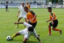 Fotbalisté Fulneku zajeli k dalšímu přípravnému střetnutí tentokrát na jižní Moravu, kde odehráli hned dvě utkání.