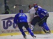 2. liga, sk. Východ, 41. kolo: HK Nový Jičín – HC BOBŘI Valašské Meziříčí 2:3 (1:0, 1:1, 0:2)