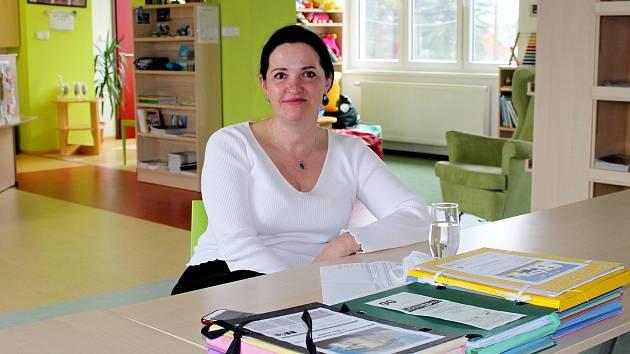 Dagmar Novosadová je starostkou Kunína už šesté volební období.