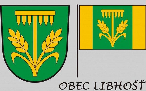 Nejmladší obec na Novojičínsku, Libhošť, se dočkala nových obecních symbolů.