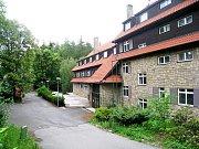 Areál hotelu Vlčina. Ilustrační foto.
