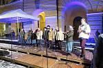 Akce Deníku Česko zpívá koledy ve Frenštátě pod Radhoštěm, středa 12. prosince 2018.