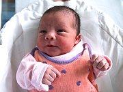 ELIŠKA VYCHOVÁ se narodila 25. dubna 2017 ve 23.43 hodin. Holčička vážila 3595 gramů a měřila 50 centimetrů. Rodiče Marie Makytová a David Vych i sestřička Anička jsou z Jaroměře.