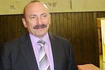Petr Rešl, zástupce ředitele VOŠ, SOŠ a SOU v Kopřivnici a také hlavní organizátor přehlídky.