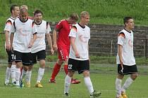 Snímky z utkání FK NOVÝ JIČÍN - FC ELSEREMO BRUMOV 6:1 (3:1).
