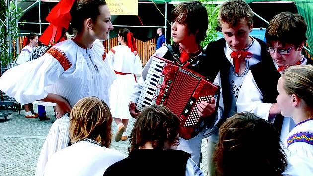 Setkání cimbálových muzik Valašského království proběhl již po třinácté.