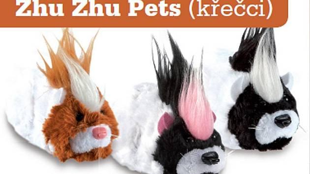 Zhu Zhu Pets (křečci)